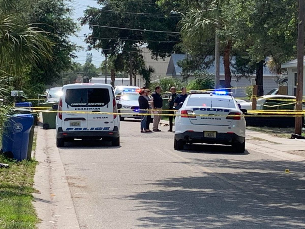 1 person dead following shooting in Bradenton