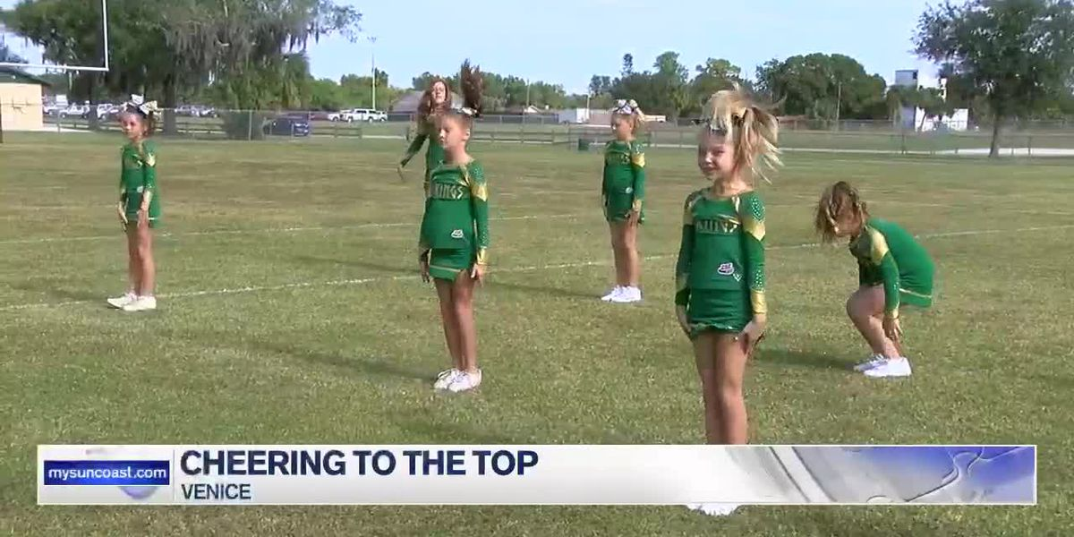 Local Pop Warner cheerleading team set to compete for National Championships