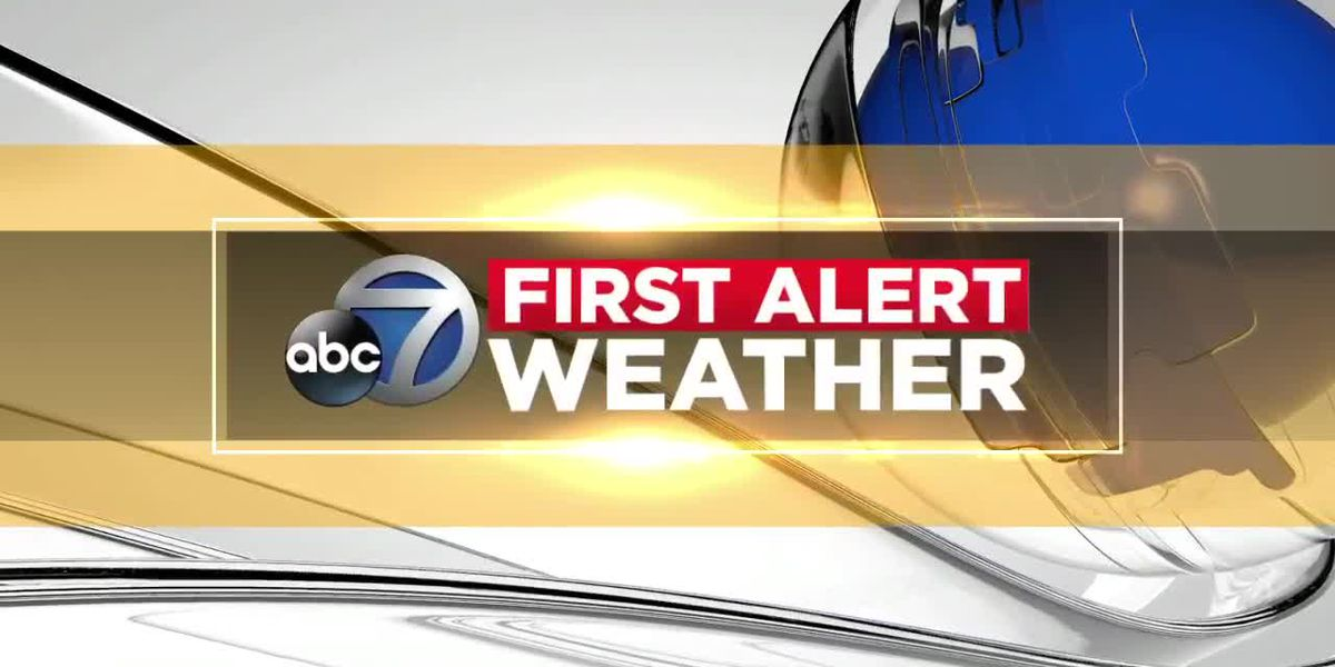 First Alert Weather - 12:00pm July 3, 2020