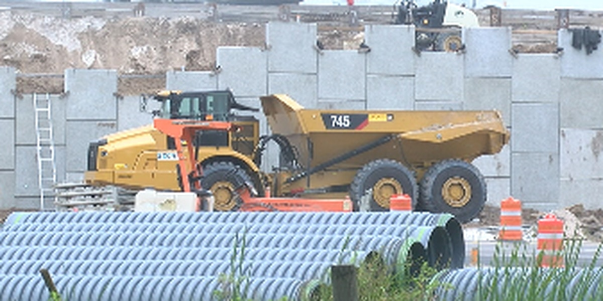 New traffic patterns underway on I-75 construction and SR 70